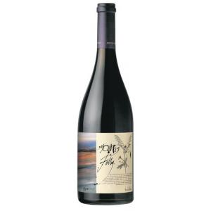 Montes Folly Syrah 2010