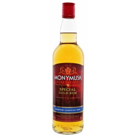 Monymusk Plantation Special Gold