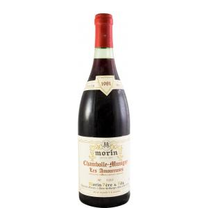 Morin Pere & Fils Les Amoureuses Chambolle Musigny 1981