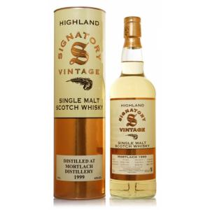 Mortlach 13 Years - Signatory 1999