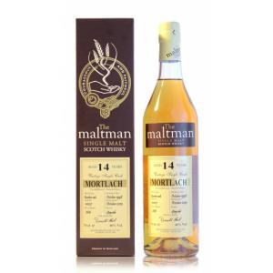 Mortlach 14 Years - The Maltman