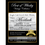Mortlach 8 Years Collection 2017 2008