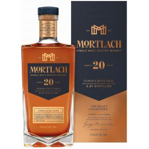 Mortlach Cowies Blue Seal 20 Year old