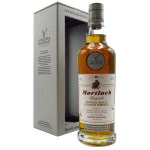 Mortlach Distillery Labels 25 Year old