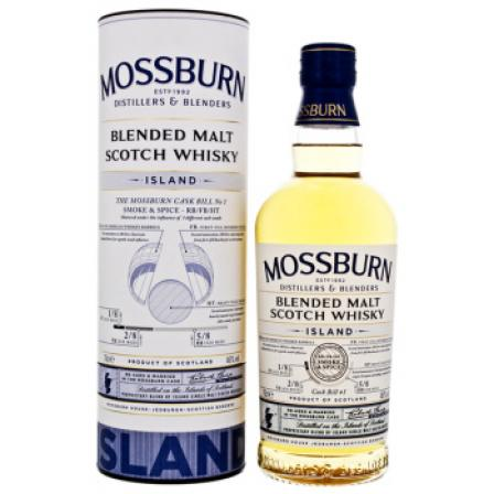 Mossburn Cask Bill No. 1 Rich