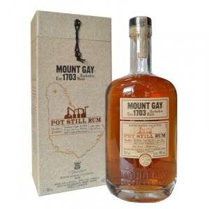 Mount Gay 10 Ans Pot Still 2019