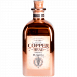Mr Copperhead London Dry Gin 50cl