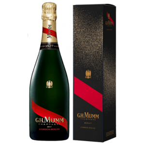 Mumm Cordon Rouge Coffret