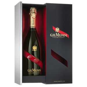 Mumm Grand Cordon Etui