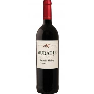 Muratie Estate Muratie Wine Estate Ronnie Melck Shiraz 2016