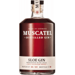 Muscatel Sloe Gin 30º a Witch a Dragon & Me 50cl