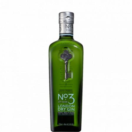 Nº3 London Dry Gin 75cl