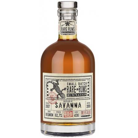 Nation Rare Rums Savanna Grand Arome 2007 2019
