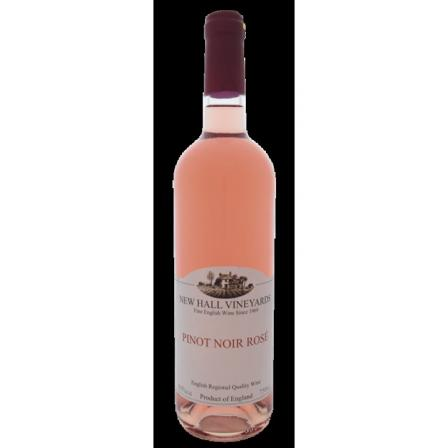 New Hall Vineyards Essex Pinot Noir Rose 2016