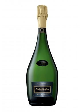 Champagne feuillatte millesime 2010