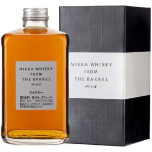 Nikka From The Barrel 51º4 50cl