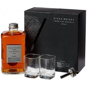 Nikka From The Barrel Estuche 50cl + 2 vasos + dispensador