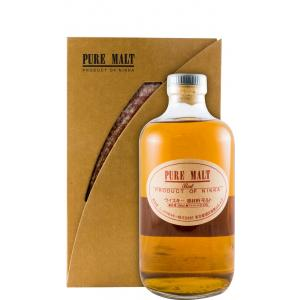 Nikka Pure Malt Red Notebook 50cl