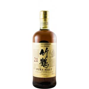 Nikka Taketsuru 21 Ans Without Coffret