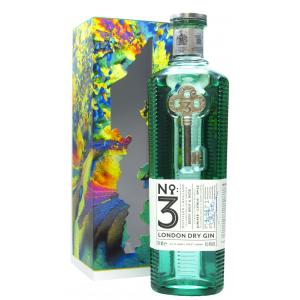 No. 3 London Dry Gin Gift Case Gin