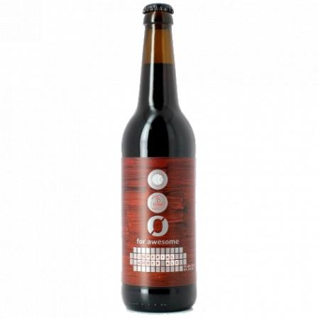 Nogne Ø For Awesome - Imperial Amber Ale 50cl