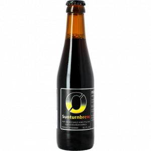 Nogne Ø Sunturnbrew Bourbon Edition 250ml