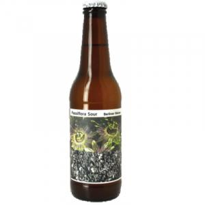 Nomada Brewing Passiflora