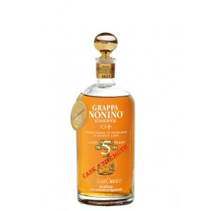 Nonino Grappa Antica Cuvée Riserva 5 Years Cask Strength