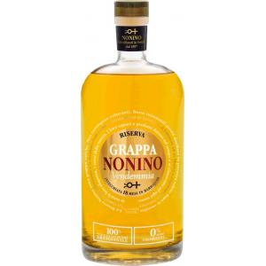 Nonino Grappa Nonino Vendemmia Riserva 18 Monate Im Barrique Gereift 50cl 2013