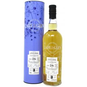 North British Lady Of The Glen Single Cask 26 Year old 1991