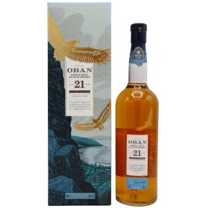 Oban 2018 Special Release 21 Year old 1996
