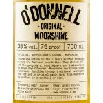 O'donnell Moonshine Original