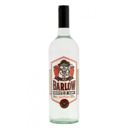 Old Barlow White Rum 1L