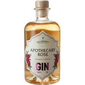 Old Curiosity Apothecary Rose Gin 50cl