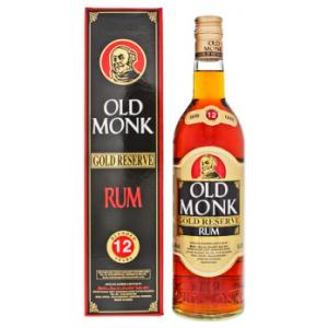 Old Monk 12 Ans Gold Reserve