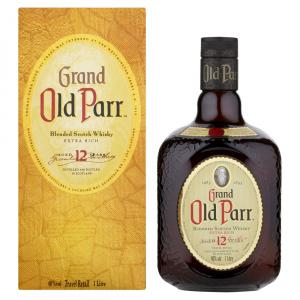 Old Parr 12 Year old Case 1L