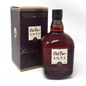 Old Parr 15 Years 75cl