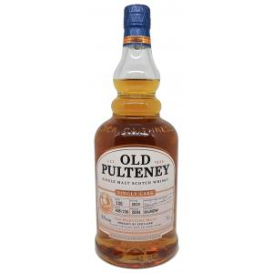 Old Pulteney 15 Ans Millésime Nº126 2004