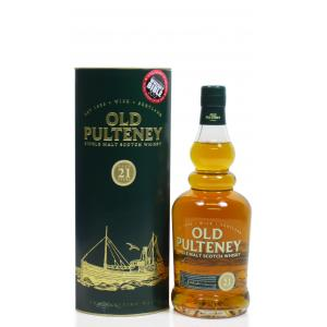 Old Pulteney Worldwide Of The Year 21 Jaren 2012