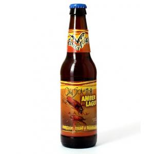 Old Scratch Amber Lager 355ml