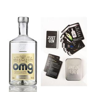 Omg Gin & Just Gin Quartett 50cl