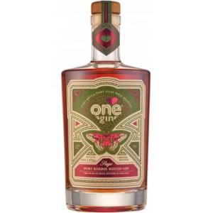 One Gin Port Barrel Rested 50cl