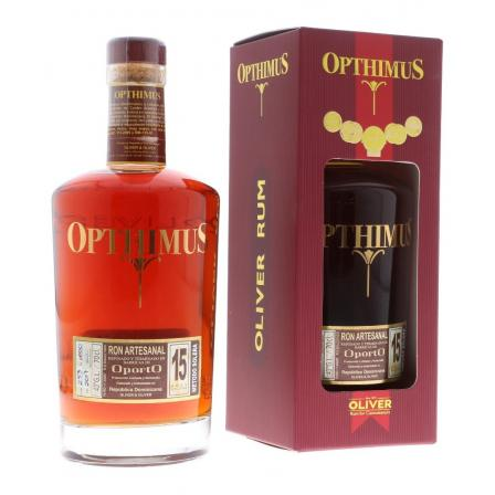 Opthimus 15 Year old Porto In Case