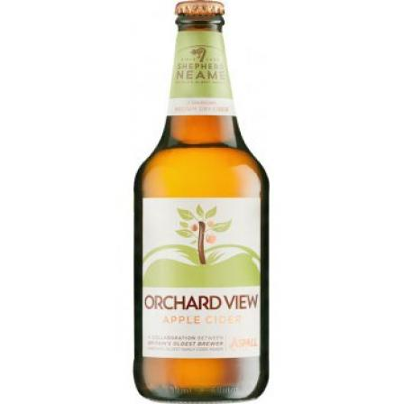 Orchard View Apple Cider 50cl