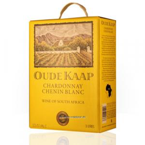 Oude Kaap Chardonnay - Chenin Blanc Bag in Box 3L