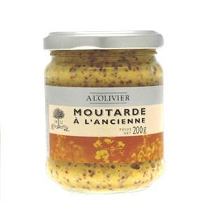 Oude Mosterd A L'Olivier 200g