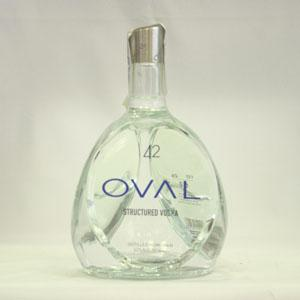 Oval 42 Vodka