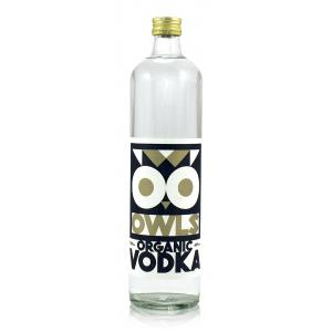 Owls Organic Vodka 1L