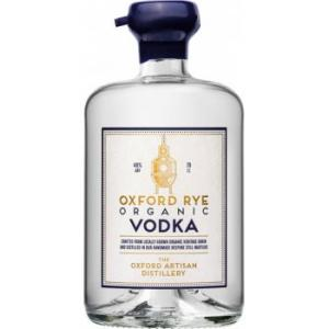 Oxford Rye Organic Vodka