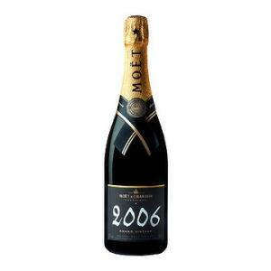 Pack 6 Moet & Chandon Vintage 2006